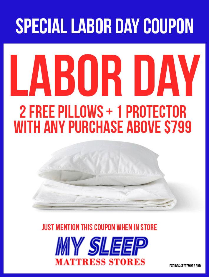 Coupon Ad | My Sleep Mattress Store